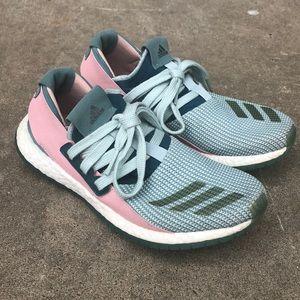 Adidas Pureboost Raw Running Shoes